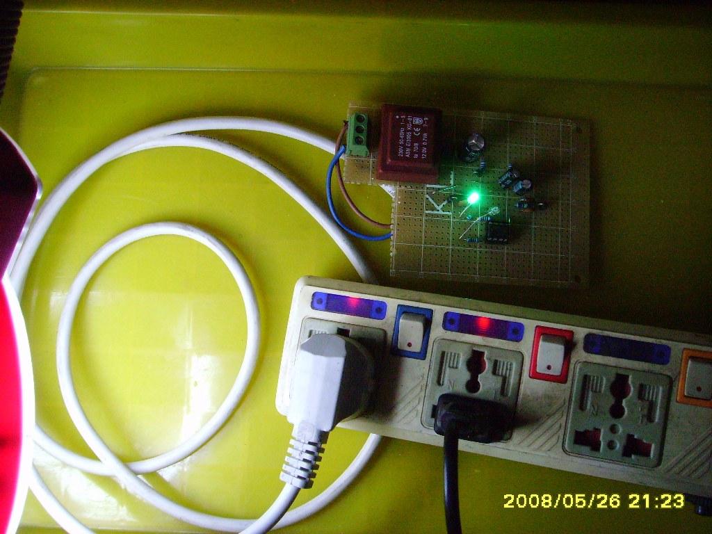有没有电路能区分开火线和零线的?