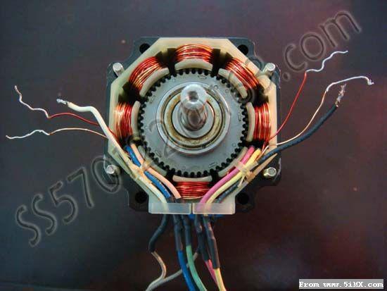 转载: 谈两相步进电机接线方法和电流设定问题 【恢复