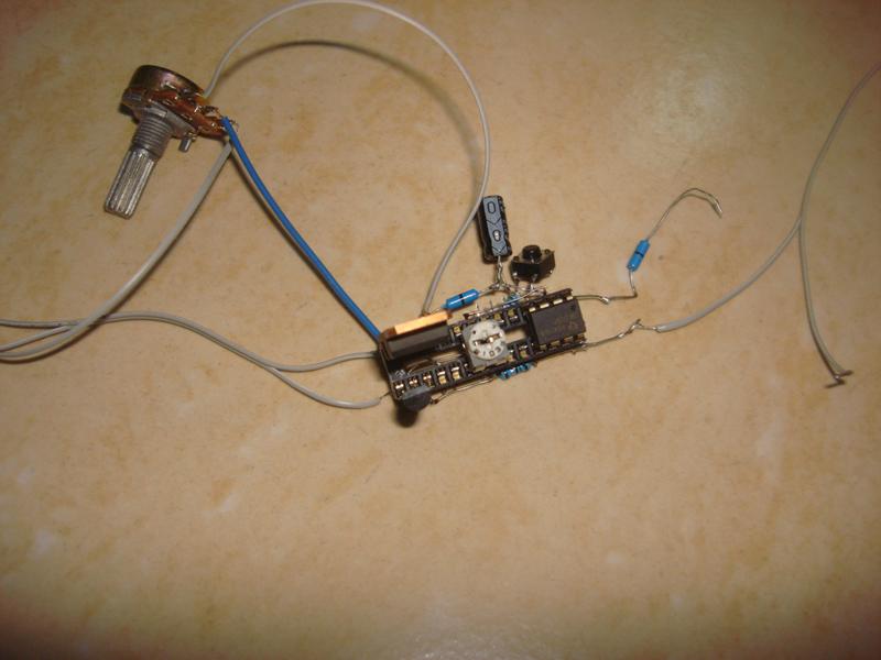 用ne555实现的限流电路