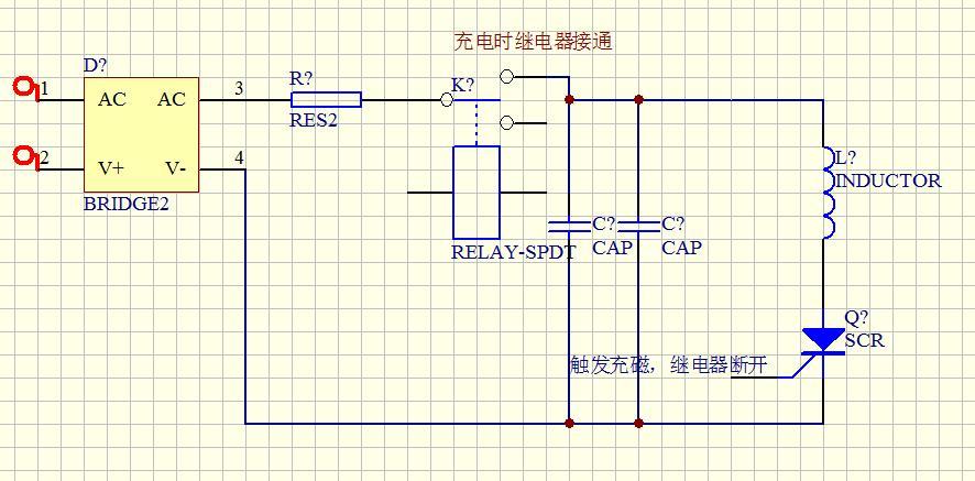 400v(典型应用:充磁机)