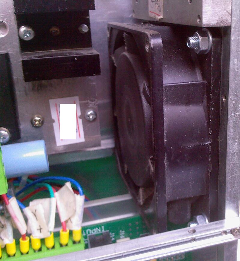 [原创]使用mach3-usb运动控制卡的雕刻机电控箱