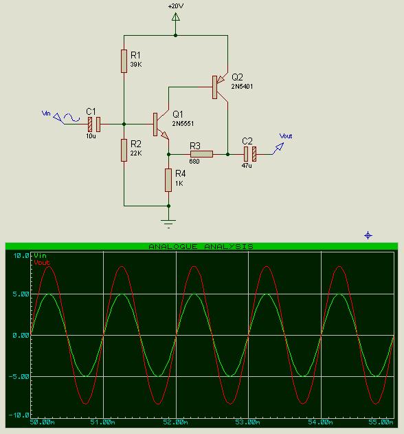 模电实验八互补功率放大电路中怎么测试电源功率