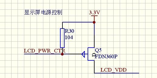 我现在使用一个增强型的p沟道的mosfet做电源开关用,电路是这个mosfet的栅极G接控制端(0-3.3V的单片机IO口),源极S接外部电源3.3V,漏接D接负载,同时控制端通过一个100k的上拉电阻拉到3.3V电源,结果出现不带负载的时候关断状态时漏极输出为0V,带负载的时候漏极电压2.5V,哪位知道是怎么回事啊?是不是管子漏电流太大 还是什么别的原因啊  mosfet电路 (原文件名:123.