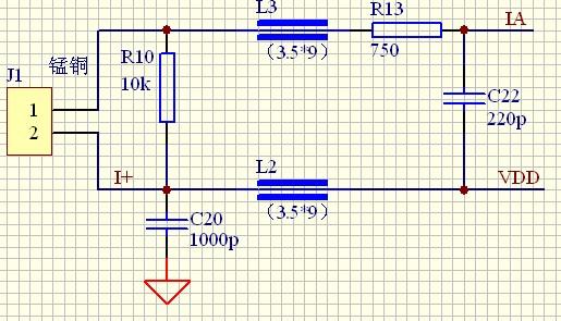 0 60A 交流 电的 电流采样 问题,电路分析 amoB图片