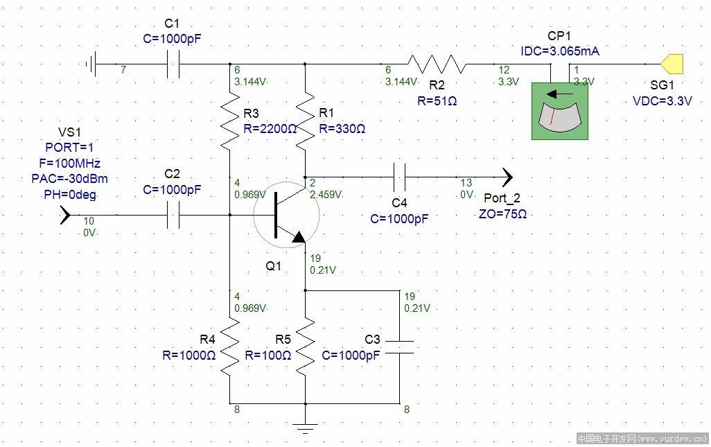 电路 电路图 电子 户型 户型图 平面图 原理图 1026_645
