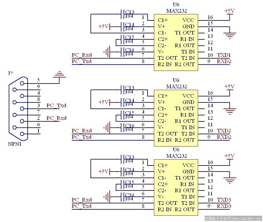 补充关于rs485协议的多?
