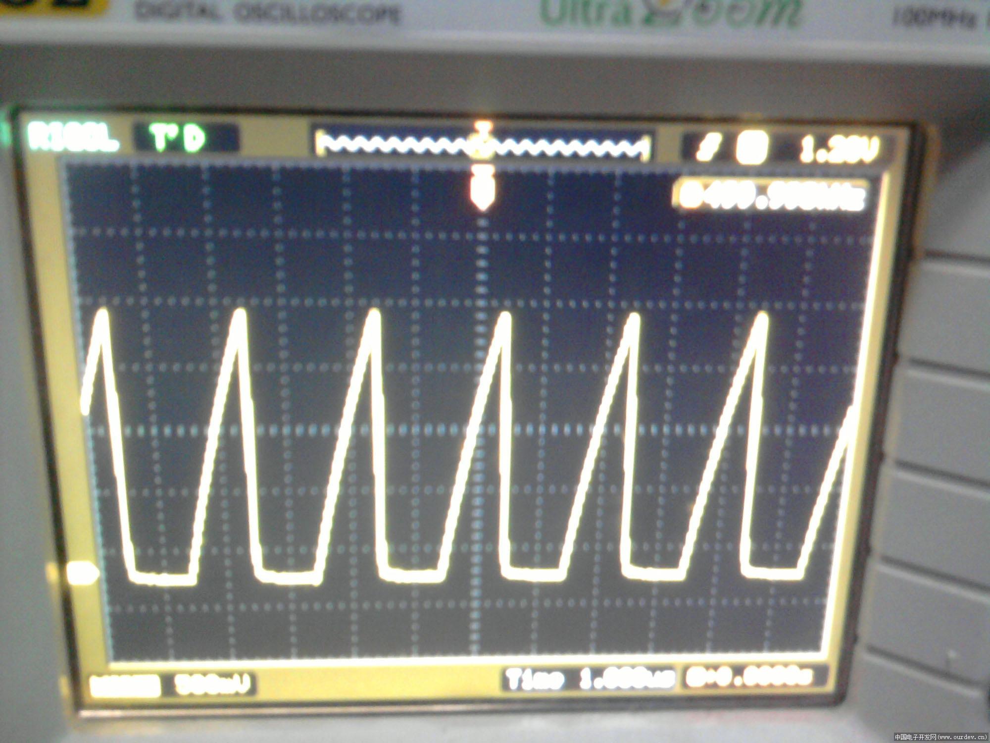 lm393搭的过零比较器能不能达到1m或以上呢
