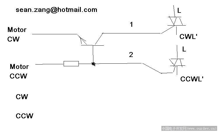 bta16驱动电路图