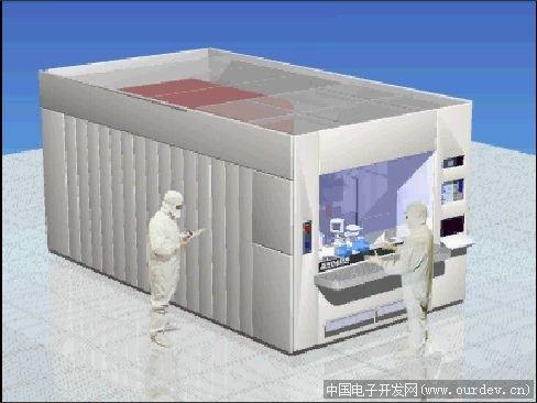 在园晶厂工作,发一个把离子注入 也就是掺杂过程 到园晶里的动画演示视频
