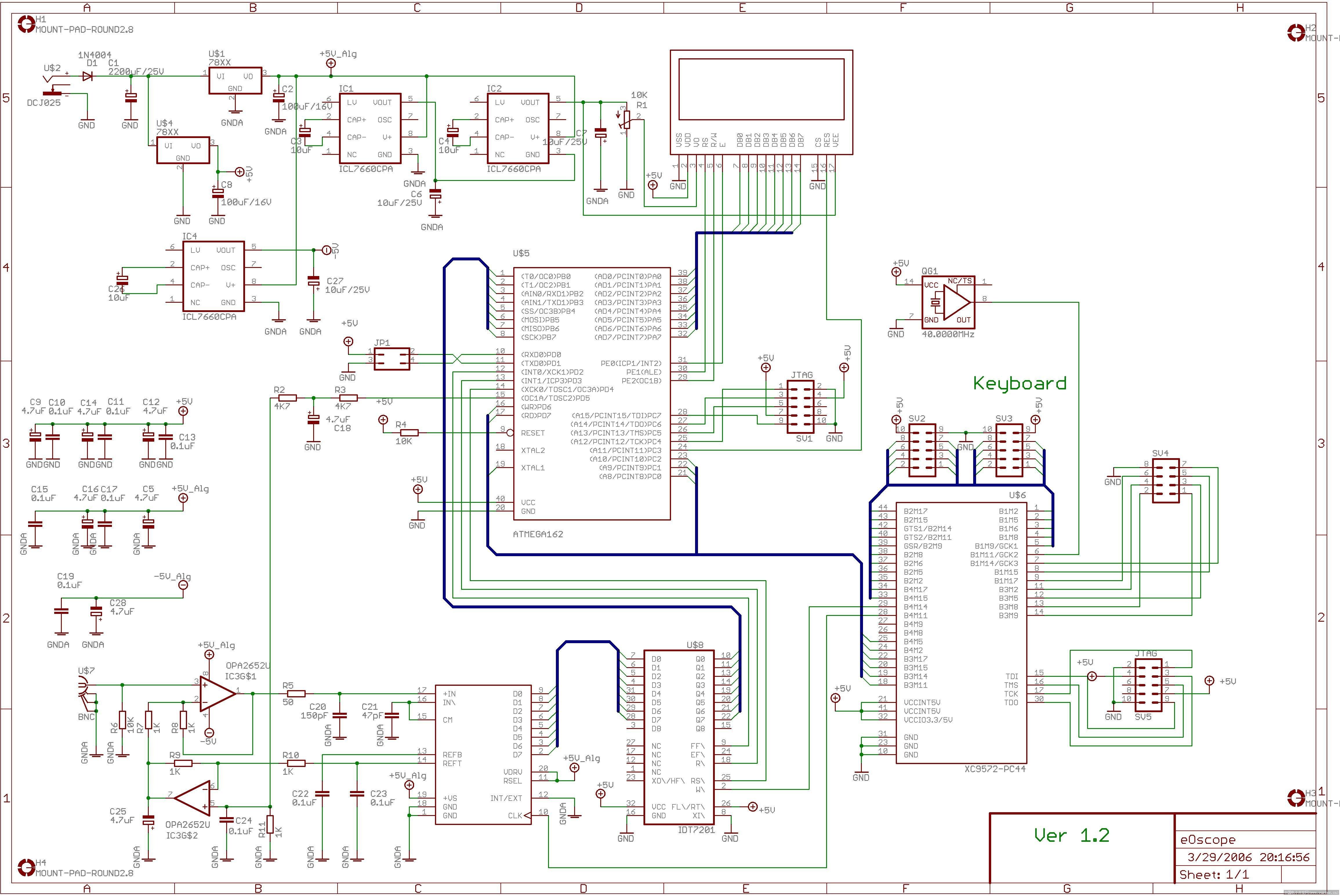 电路 电路图 电子 户型 户型图 平面图 原理图 4621_3090