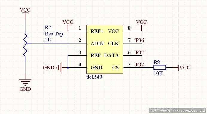 输入电压从零开始增加