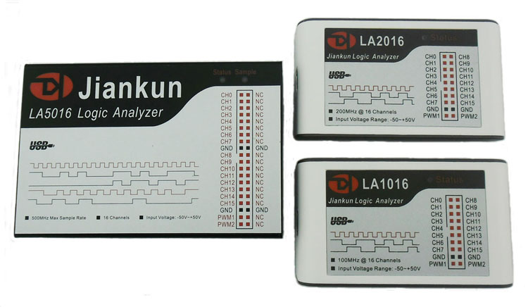 LAX016分析仪全家福