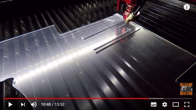 激光切割专用夹具
